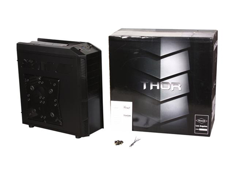 rosewill thor v2 gaming atx full tower computer case support up