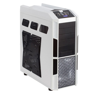 Rosewill Thor V2 White Black Gaming ATX Full Tower Computer