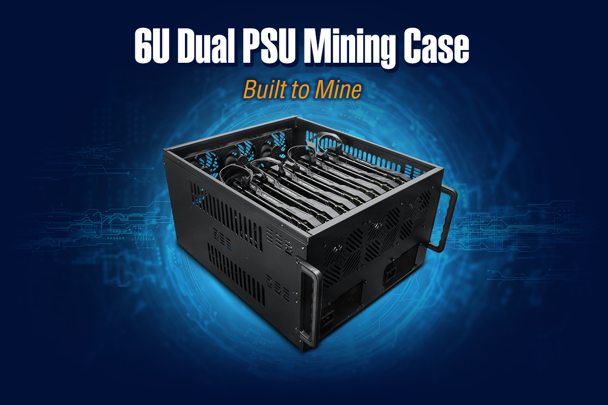 rosewill psu case