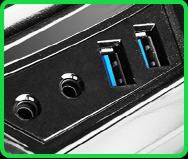 Raidmax Viper Gx Atx 512wbg Black Green Steel Plastic