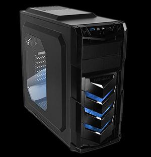 Raidmax Atx 404wu Black Steel Plastic Atx Mid Tower