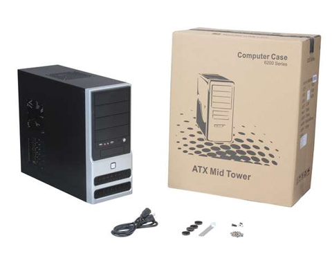 TOPOWER  Computer Case