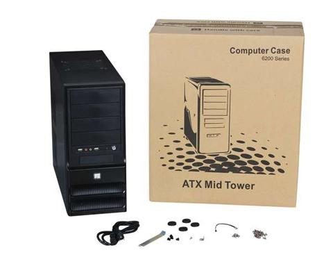 TOPOWER  Computer Case