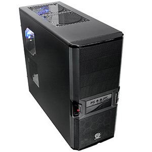Sentey Extreme Division GS-6600 Wolf Black ATX Full Tower Computer Case