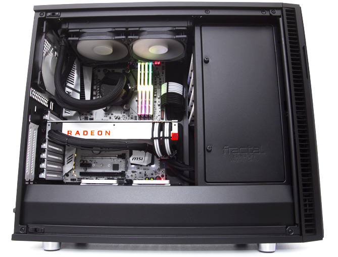 Define R6 interior supports structure maximum storage capacity or the new Open Layout
