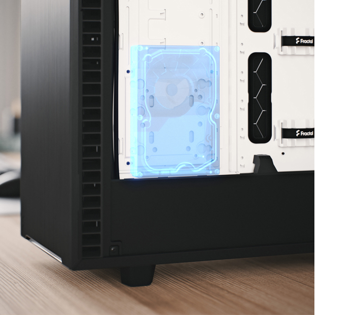 Fractal Define 7 case VERSATILE NEW MULTI-BRACKETS