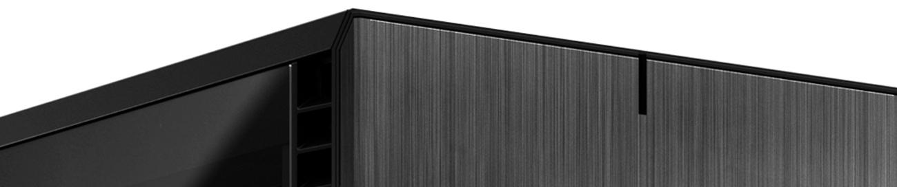 Fractal Define 7 case back view