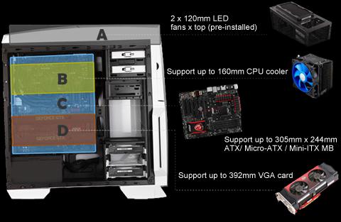 a1_040215 diypc gamemax bk black dual usb 3 0 atx full tower gaming computer  at n-0.co