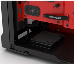 Phanteks Enthoo Evolv Itx Series Ph Es215p Srd Black Red
