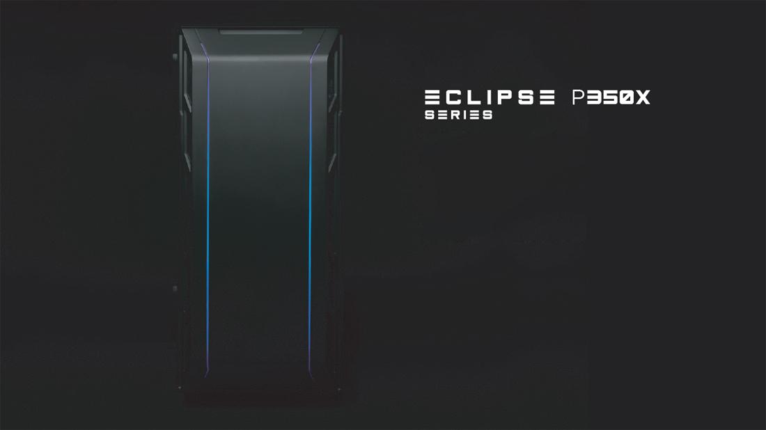 Phanteks Eclipse P350X PH-EC350PTG_DBK Black Compact EATX Mid-Tower,  Tempered Glass, Digital RGB Computer Case - Newegg ca