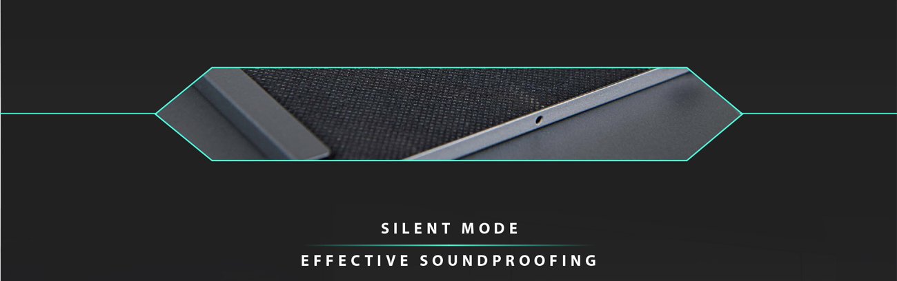 Silent Mode Effective Soundproofing Header