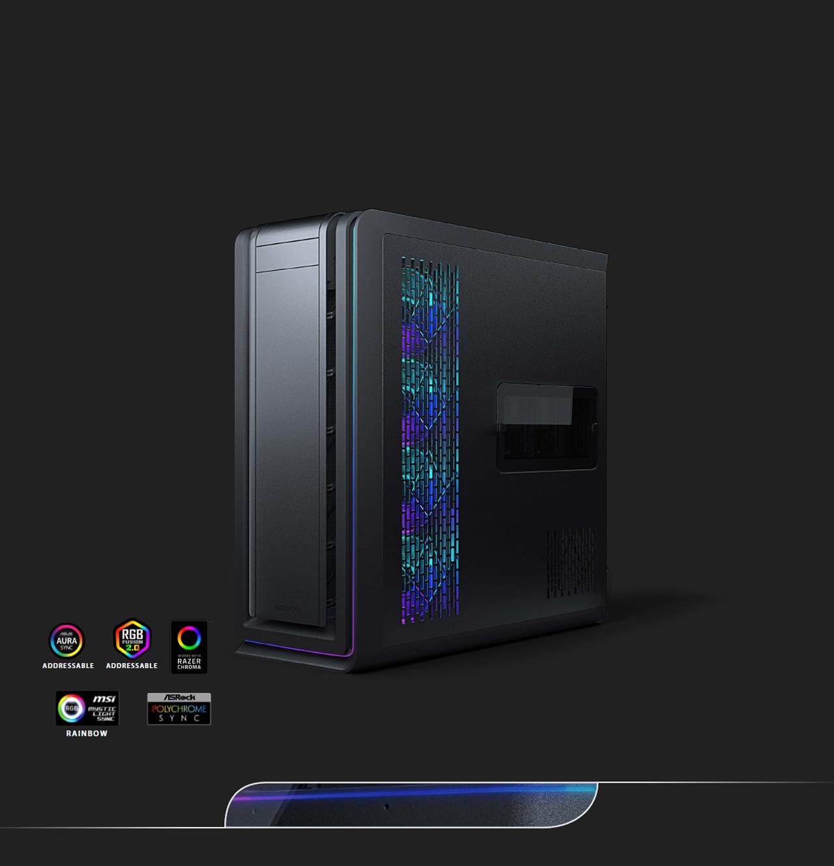 Phanteks Enthoo Luxe 2 PH-ES719LTG_DAG01 Anthracite Grey Computer Case -  Newegg com