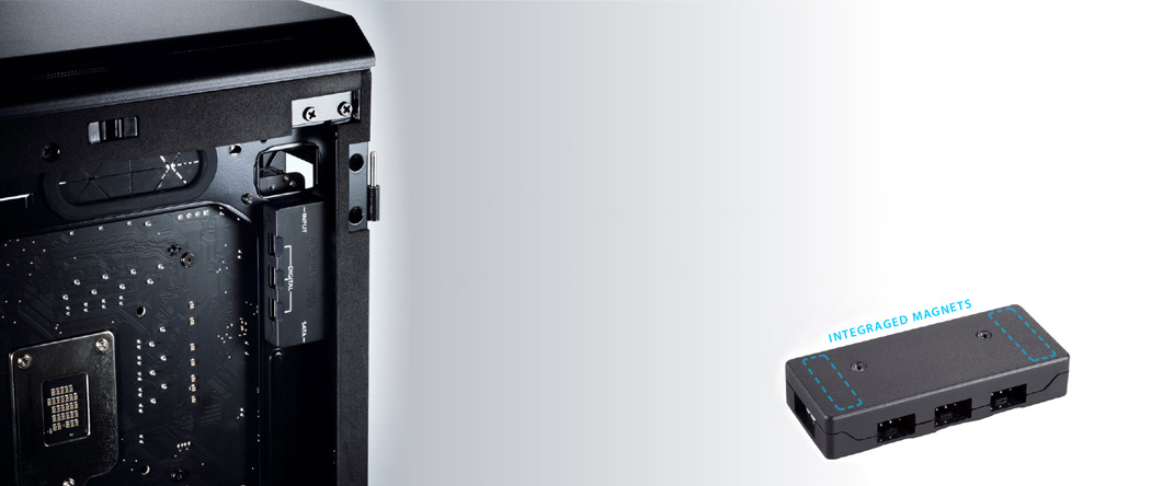 Phanteks PH-DRGB_SKT Digital RGB LED Starter Kit - Newegg com