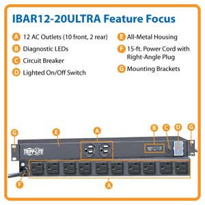 IBAR12-20ULTRA Feature Focus