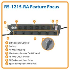 RS-1215-RA Feature Focus