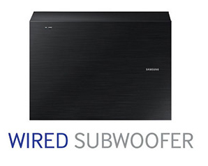 Samsung 120W 2.1-Channel Soundbar Speaker System - HW-J355