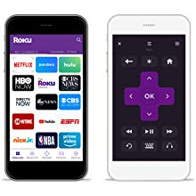 Roku Ultra Streaming Media Player Voice Remote