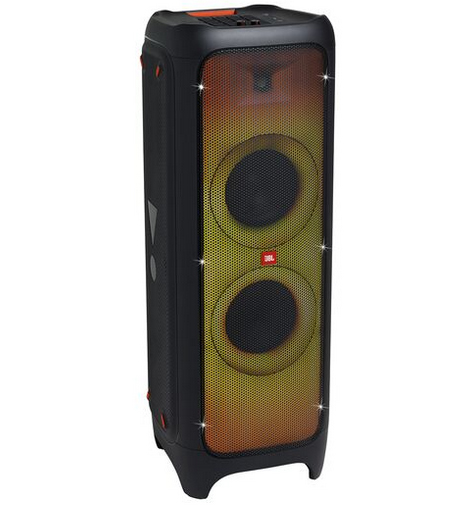 JBL PartyBox 1000 Premium High Power Wireless Bluetooth Audio System Facing forward