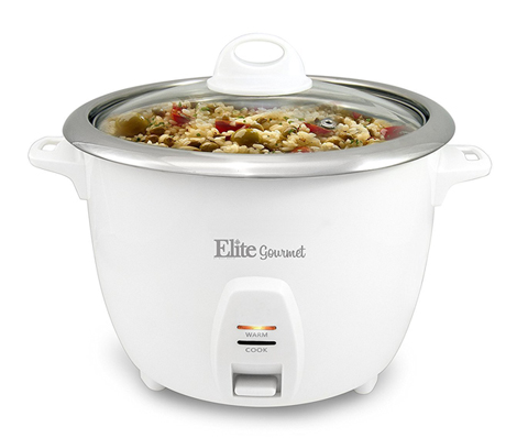 Details about Elite Platinum ERC-2020 4Qt  Electric Stainless Steel  Pressure Cooker with 9 Fun
