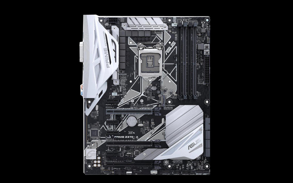 NEW SEALED ASUS PRIME Z370-A II ASUS IO SHIELD FOR ASUS PRIME Z370-A