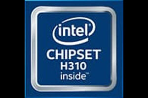 Intel H310 chipset logo