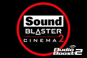 Audio boost 2