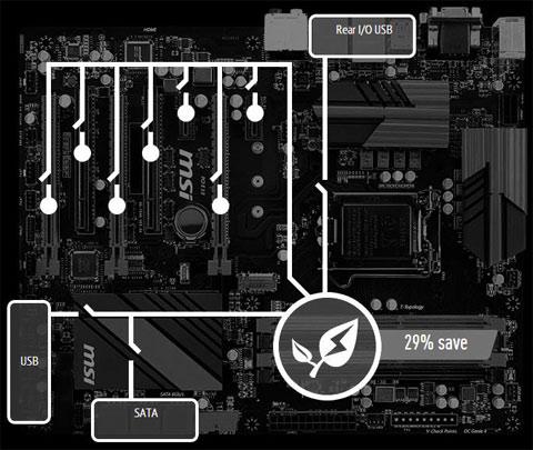 MSI X99A SLI PLUS LGA 2011-v3 ATX Intel Motherboard - Newegg com