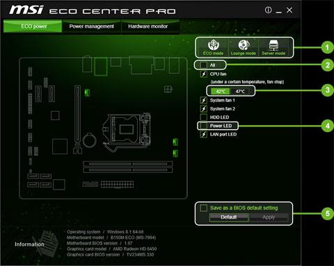 MSI H110M ECO LGA 1151 Micro ATX Intel Motherboard - Newegg com