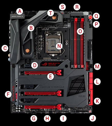 ASUS MAXIMUS VII FORMULA/WATCH DOGS LGA 1150 ATX Intel Motherboard -  Newegg com