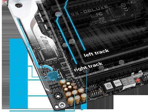 ASUS X99-DELUXE LGA 2011-v3 Intel X99 SATA 6Gb/s USB 3 0 ATX Intel  Motherboard - Newegg com