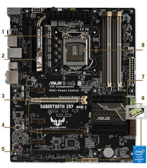 ASUS SABERTOOTH Z97 MARK 2USB 3.1 RST DRIVERS UPDATE