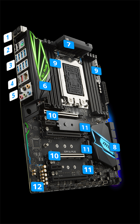 Z270 Gaming M3