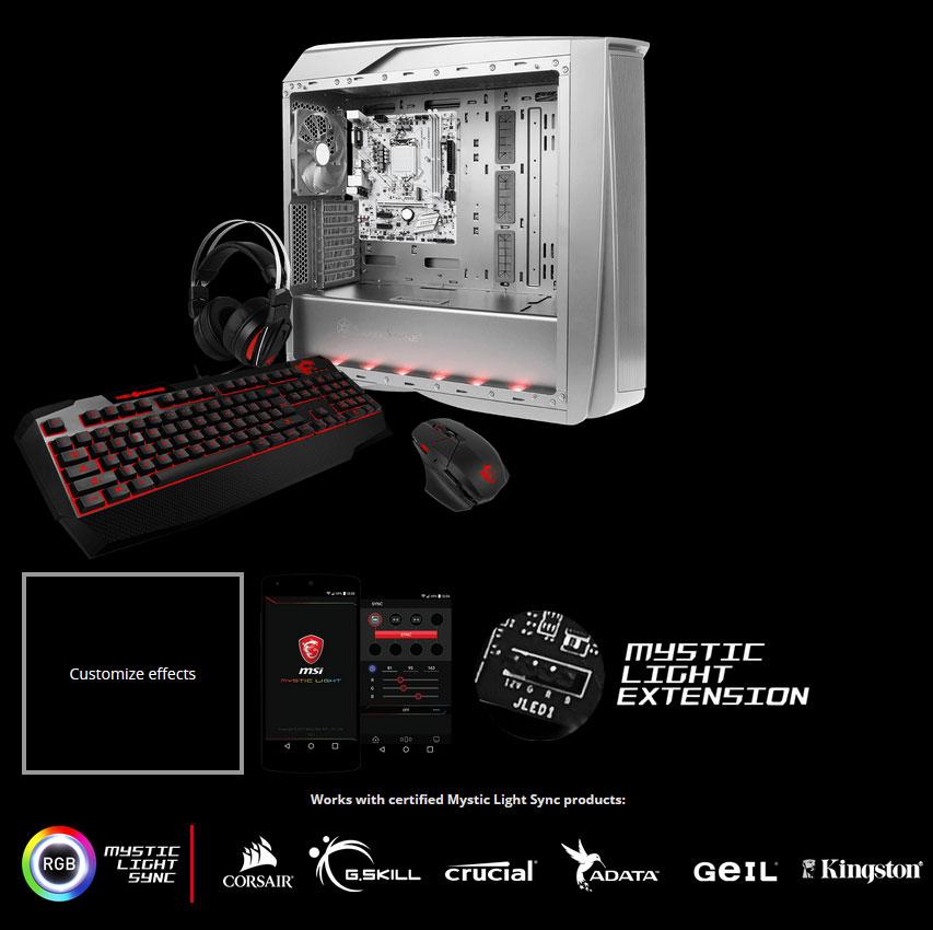 MSI H310M GAMING ARCTIC LGA 1151 (300 Series) Micro ATX Intel Motherboard -  Newegg com