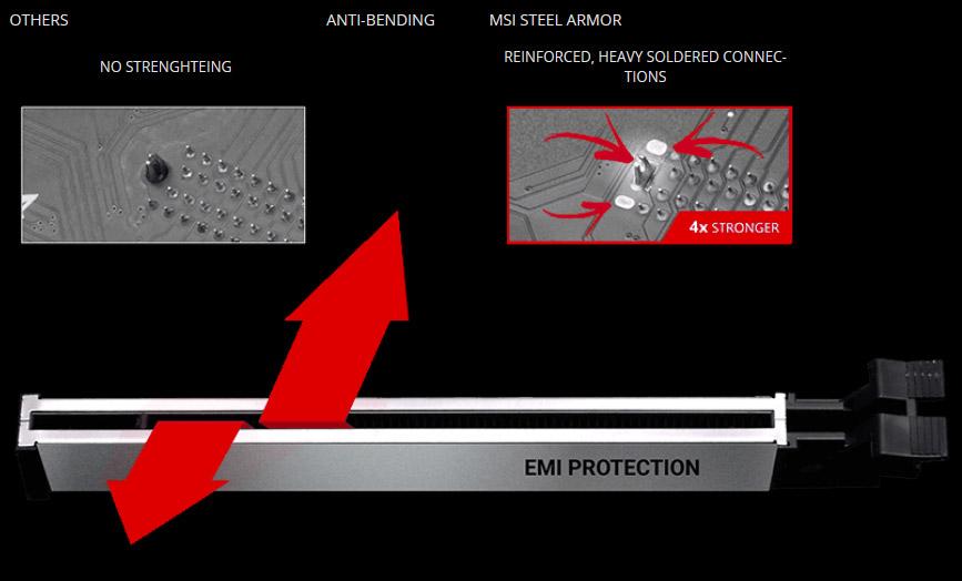 MSI PERFORMANCE GAMING B450 GAMING PLUS AM4 ATX AMD Motherboard - Newegg com