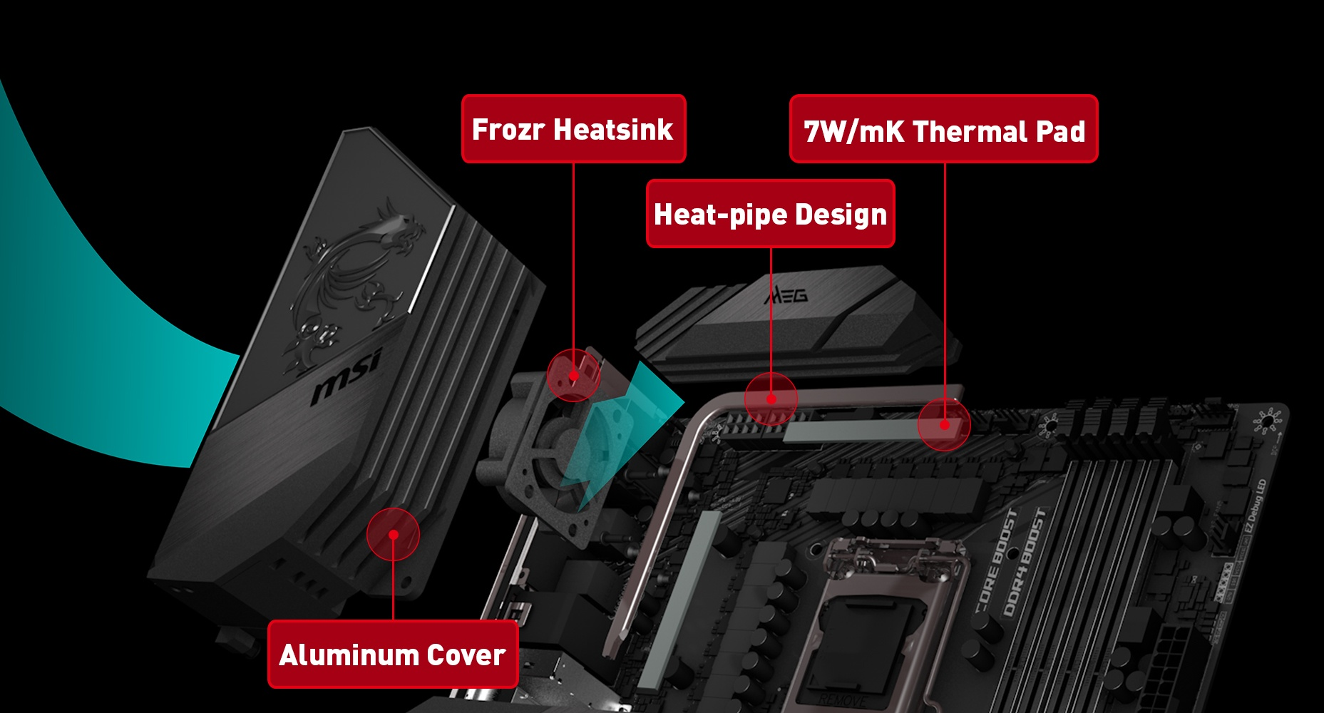 z490-unify-thermal_solution of the motherboard