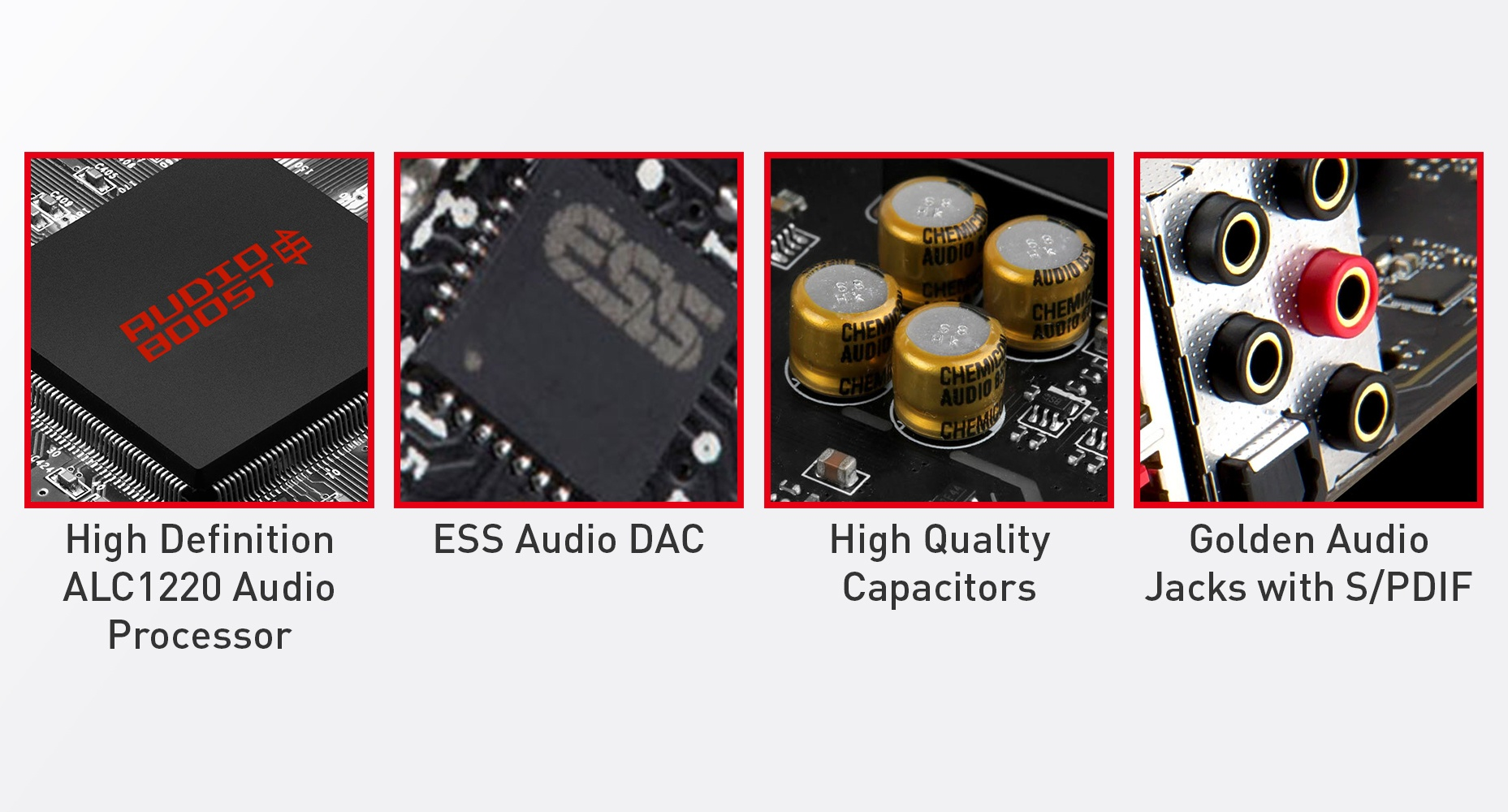 audio_boost of the motherboard