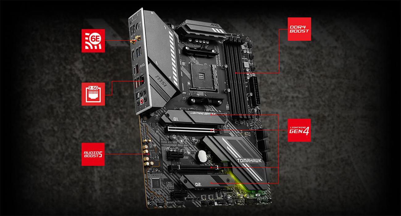 MSI Intel Motherboard
