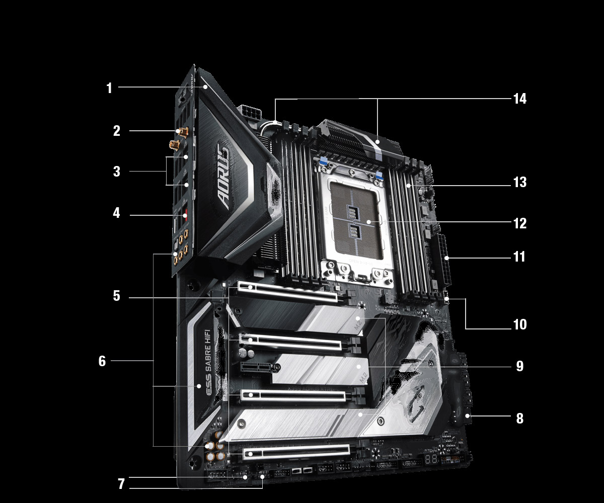 Gigabyte X399 Aorus Xtreme Str4 Amd Sata 6gb S Usb 31 Extended Adding 2 Quad Breakers Electrical Diy Chatroom Home Improvement B450m