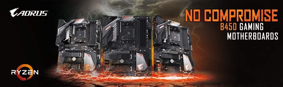 GIGABYTE B450 AORUS ELITE AM4 ATX AMD Motherboard - Newegg com