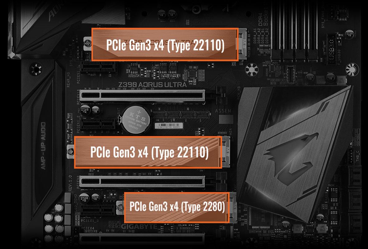GIGABYTE Z390 AORUS ULTRA LGA 1151 (300 Series) ATX Intel Motherboard -  Newegg com