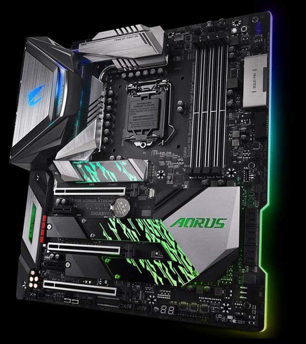 GIGABYTE Z390 AORUS XTREME LGA 1151 (300 Series) Intel Z390 HDMI  THUNDERBOLT 3 USB 3 1 Extended ATX Intel Motherboard - Newegg com