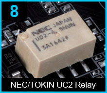 Closeup of the UC2 Relay
