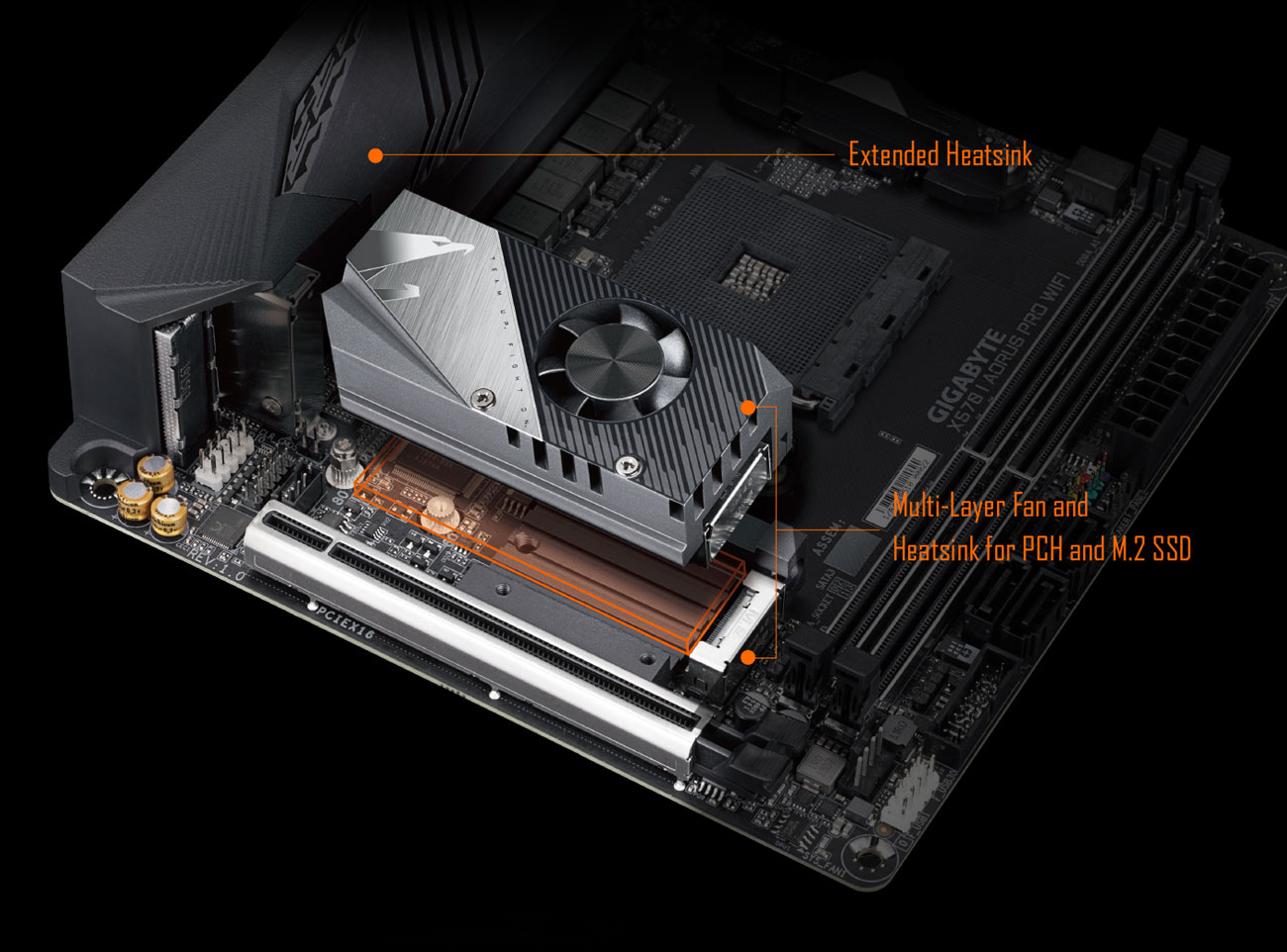 GIGABYTE X570 I AORUS PRO WIFI AMD Ryzen 3000 PCIe 4 0 SATA 6Gb/s USB 3 2  AMD X570 Mini-ITX Motherboard - Newegg com