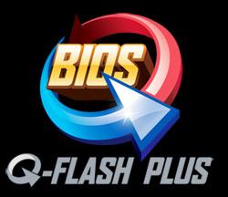 Logo of Q-Flash Plus