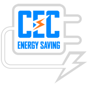 a large CEC Energy Saving logo