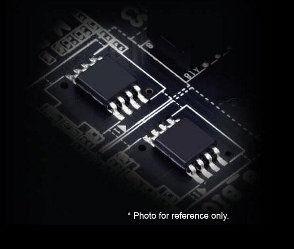 DualBIOS™ Design