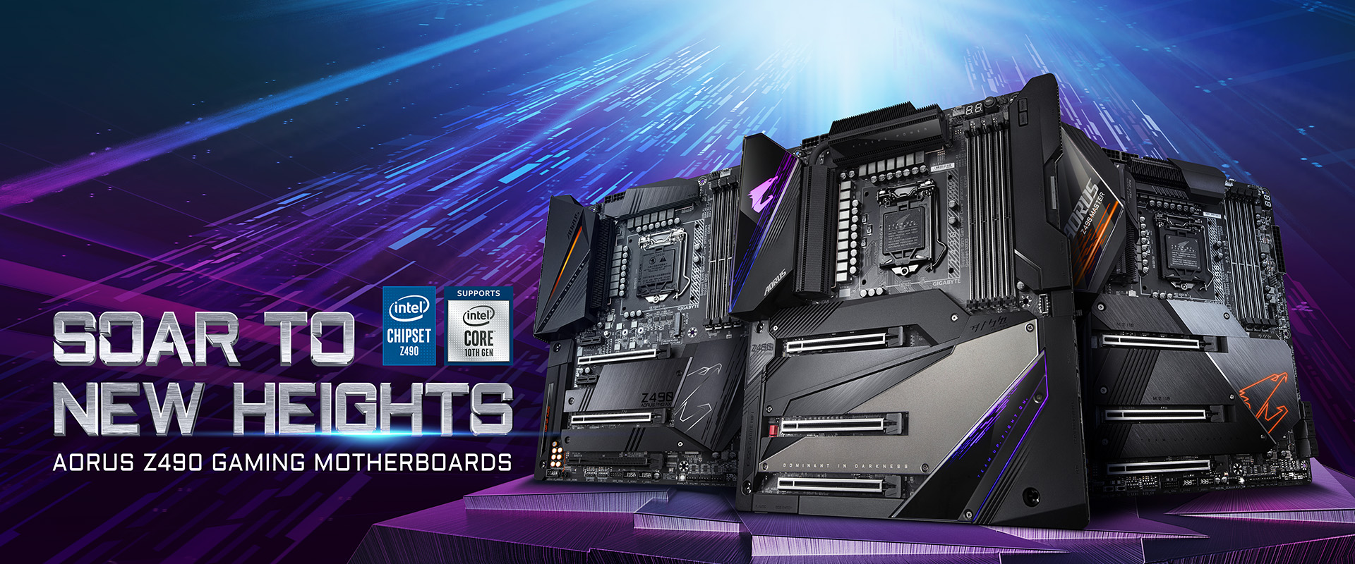 different motherboards