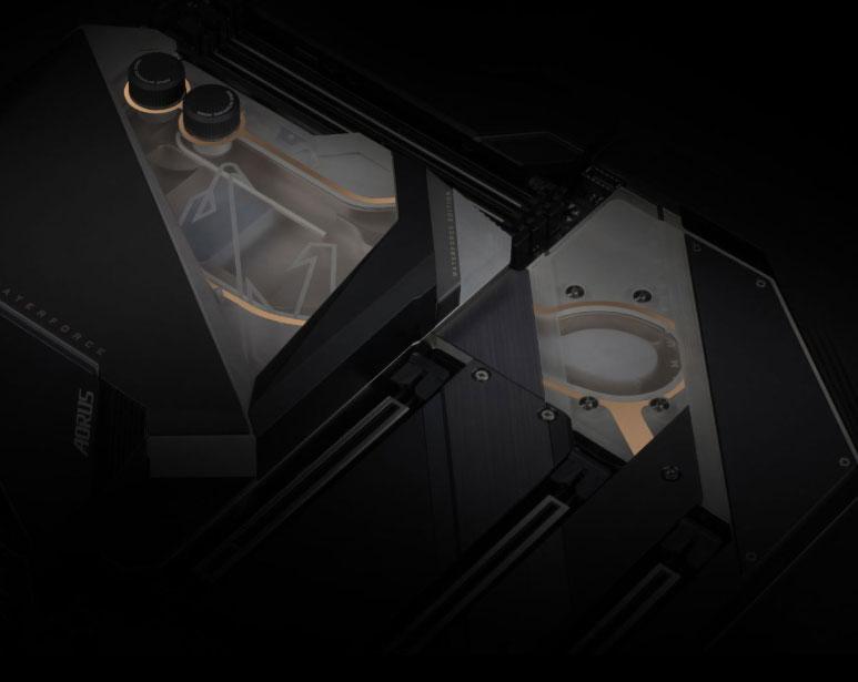 Leak design