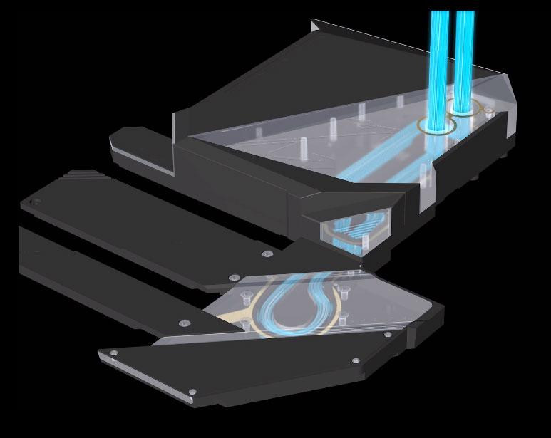 waterflow design