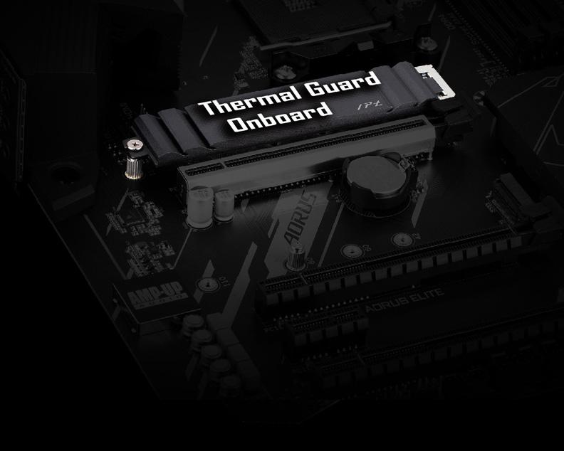 AORUS M.2 Thermal Guard II